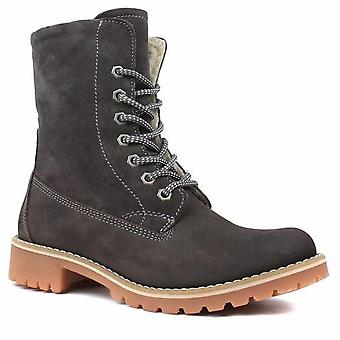 DA Stiefel Anthracite WL Pitsi saappaat