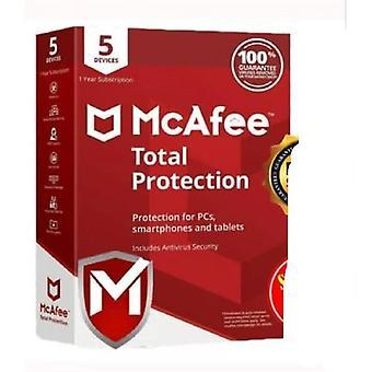 Mcafee Protection Total Antivirus T©l©Ladegerät
