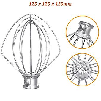 Stainless Steel Balloon Wire Whip Mixer Attachment For K45ww Flour Cake Balloon