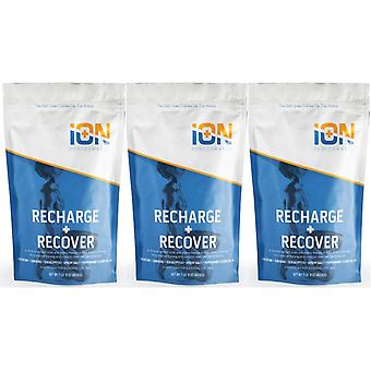 Recharge ion + Récupérer creatine Mg Soak 3 Pack