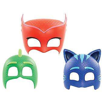 Pj masks child masks 3 supplied