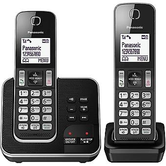 KX-TGD322EB Cordless Home Phone with Nuisance Call Blocker