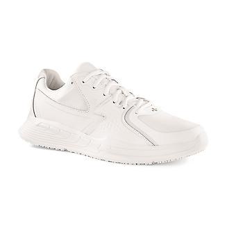 Shoes For Crews condor men's mens trainers white UK Size