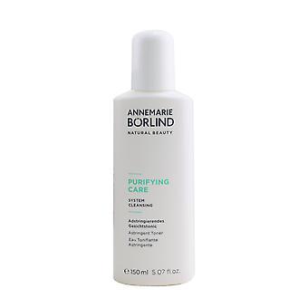 Purificación del sistema de cuidado limpiando tóner astringente para piel grasa o propensa al acné 260908 150ml/5.07oz