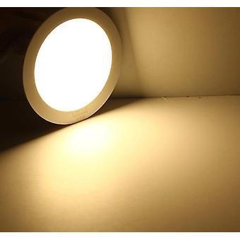 Painel de LED, Ultrathin Redondo Leve, Driver de Energia Smd, Luzes do Painel do Teto