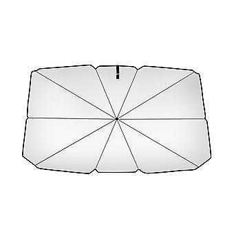 Accessoire extérieur de couverture pliable de parapluie de parapluie automatique de véhicule de voiture