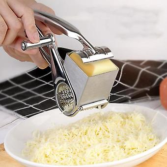 Cheese Grater Butter Knife Multifunction Stainless Steel Slicer Tools