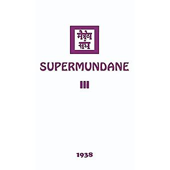 Supermundane III by Agni Yoga Society - 9781946742667 Book