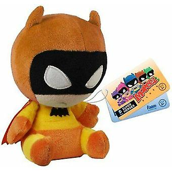 Mopeez batman yellow plush