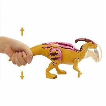 Jurassic world sound strike parasaurolophus  dinosaur