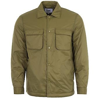 NN07 Columbo 8429 Primaloft Overshirt - Brown