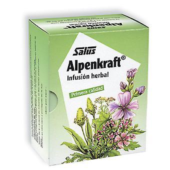 Salus Alpenkraft infusión 15 sobres