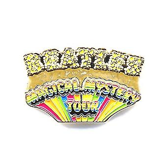 Beatles Magical Mystery Tour uusi virallinen metalli Pin rintanappi
