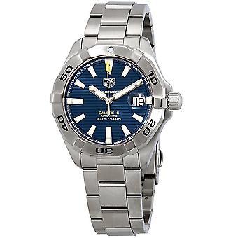 Tag Heuer Aquaracer Automatic Blue Dial Men's Watch WBD2112.BA0928