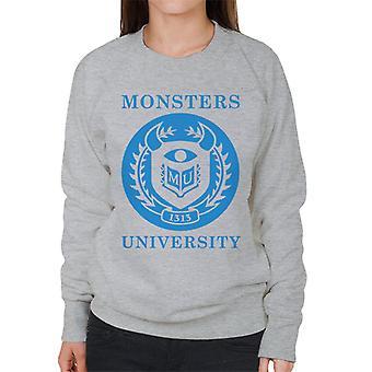 Pixar Monsters University 1313 M U Women's Sweatshirt