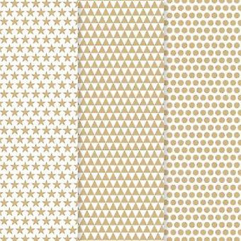 Decoart - Gold Basics Decoupage Paper