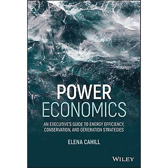 Power Economics  An Executives Guide to Energy Efficiency Conservation and Generation Strategies by Elena Cahill