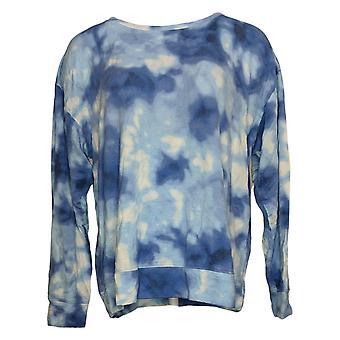 All Worthy Hunter McGrady Dames's Pullover Sweatshirt Blauw A387047