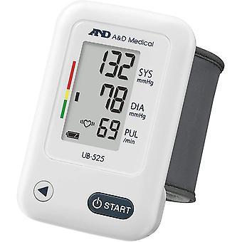 I UB525 Auto Wrist Monitor ciśnienia krwi 60 Odczyty IHB Detektor