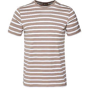 Stenstroms Crew Neck Striped T-Shirt