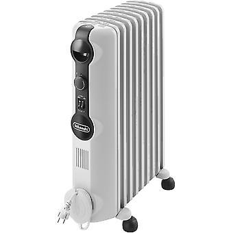 Wokex DeLonghi TRRS0920 Elektrischer Radiator, 2000 W, 3 Leistungsstufen, Wei