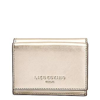 Liebeskind Berlin Basic Lilli, Travel Accessories- Women's Wallets, Platinum, Small
