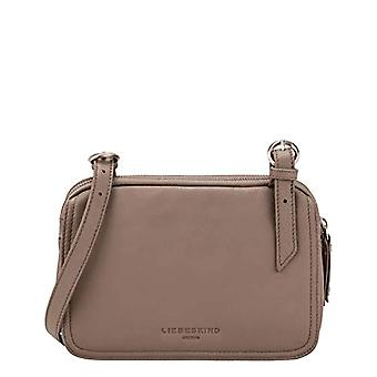 Liebeskind Berlin Mareike Crossbody, Women's Folder Bag, Grey (Cold Grey), Small