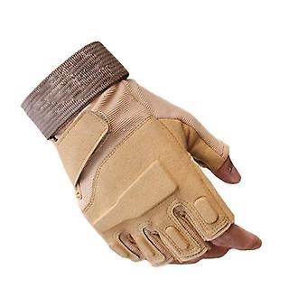 Mannen tactische militaire leger politie handschoenen