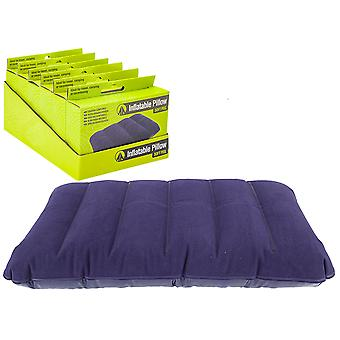 Summit Flock Inflatable Pillow 6Pce Pdq