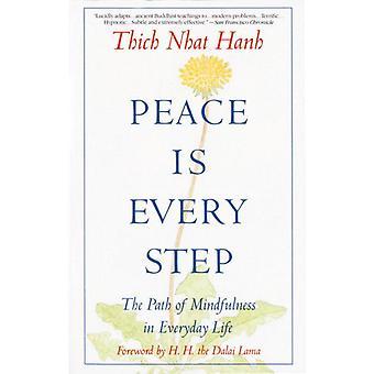 Vrede is elke stap 9780553351392