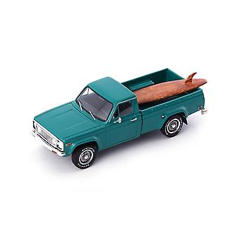Mazda Rotary Pickup with Surfboard (1974) Resin Model