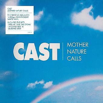Cast - Moder Natur Kallar Vit Vinyl
