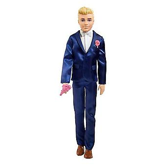 Figure Mattel Ken Wedding