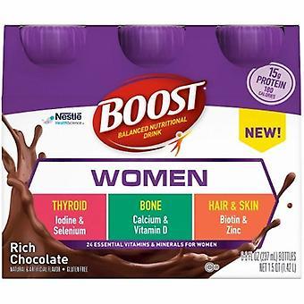 Nestle Healthcare Nutrition Oral Supplement for Women, Chocolate Flavor, 8 Oz