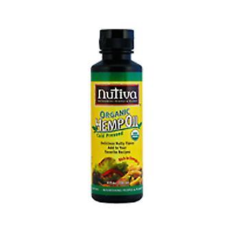 Nutiva Hempseed Oil, ORGANIC, 8 OZ