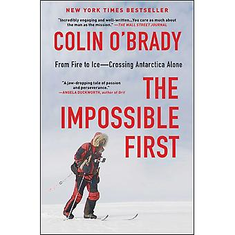 The Impossible First by OBrady & Colin