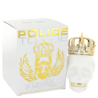Police To Be The Queen by Police Colognes Eau De Toilette Spray 4.2 oz
