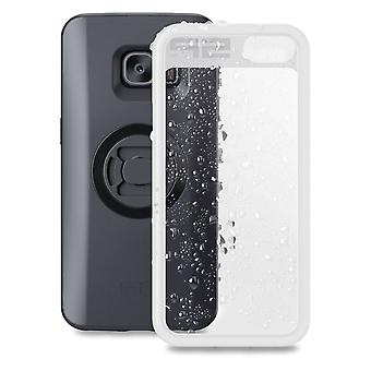 SP Connect Weather Cover Clear Samsung S7 Motorcycle Motorbike Mount Case