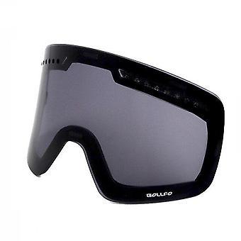 Magnetische skibril uv400 dubbele lens anti-mist bergbekliminnen bril mannen vrouwen sneeuwscooter bril