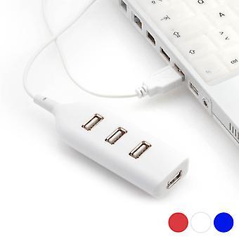 4-porttinen USB-143898