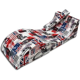 Opvouwbare relax sofa LONDON