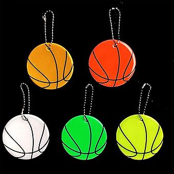 كرة السلة العاكسة Keyring
