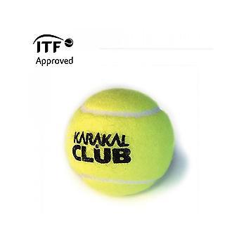 Karakal Club tennisbal ITF goedgekeurd toernooi druk bal-1 dozijn