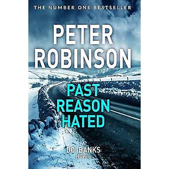 Past Reason Hated The Inspector Banks series