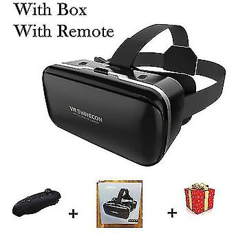 3D glasses vr shinecon 6.0 Casque virtual reality glasses 3 d 3d goggles headset helmet for iphone android