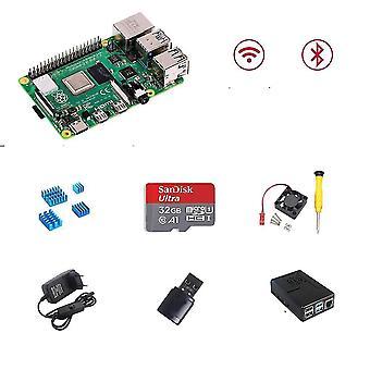 Raspberry Pi 4 teljes asztali kezdőkészlet (4GB RAM)