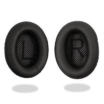 Bose Quietcomfort 35 / Qc35 Kulaklık siyahı için Kulak Pedi Yastık Kiti