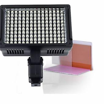 Dot.Foto VL003-150 professionell 150-LED Video ljus Digital kamera videokamera fotografi lampa justerbar