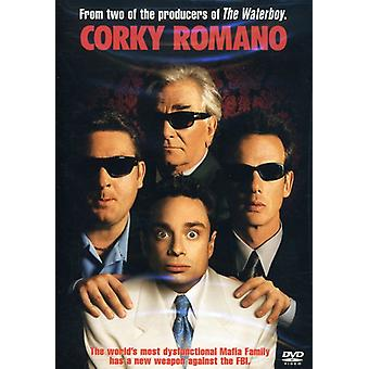 Corky Romano [DVD] USA import