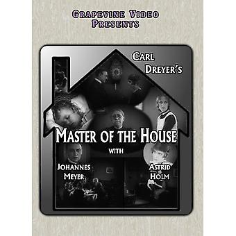 Master of the House (1925) [DVD] USA import